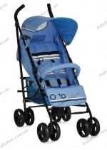 Прогулочная коляска-трость Bertoni IMOVE с чехлом (Blue)