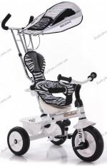 Детский трехколесный велосипед Lexus Trike BЕЛ 08 (Safari Зебра)