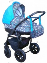 Детская универсальная коляска 3 в 1 TUTIS Willi Way (цвет 24)