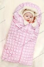 Конверт для новорожденных на овчине Baby Line (Z-25-14) размер 62 (светло-розовый)