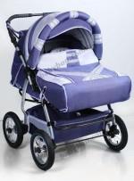 Коляска трансформер для двойни Trans Baby Taurus Duo (цвета в ассортименте)