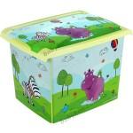 Ящик для игрушек Prima Baby Hippo 20,5 литров (281378E)