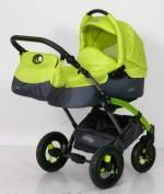 Детская универсальная коляска 2 в 1 Tako Laret Gray (цвет01)