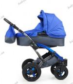 Детская универсальная коляска 2 в 1 Tako Laret Gray (цвет04)