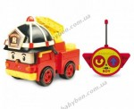Пожарная машина Рой Silverlit Robocar Poli на д/у (83186)