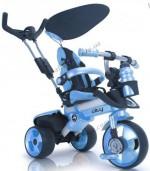 Детский трехколесный велосипед Injusa City Trike 3261-002 (голубой)