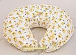 Подушка для кормления Макошь (фланель) Мишки