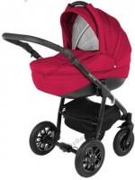 Детская универсальная коляска 2 в 1 Adamex Pajero (цвета в ассортименте)