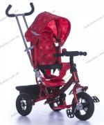 Детский трехколесный велосипед Azimut Lamborghini Air (красный)