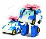 Трансформер Поли с подсветкой и аксессуарами Silverlit Робокар Поли (83094)