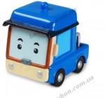 Металлическая машинка грузовичок Бени Silverlit Робокар Поли, 6 см (83254)