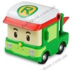 Металлическая машинка грузовик Роди Silverlit Робокар Поли, 6 см (83255)