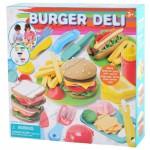 Набор для лепки Бургерная PlayGo (8220)