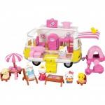 Игровой набор Hello Kitty Домик на колесах (290363)
