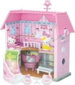 Игровой набор Hello Kitty Домик принцессы (290328)