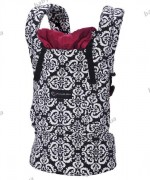 Рюкзак переноска ErgoBaby Carrier Original (Petunia Pickle Bottom Frolicking in Fez)