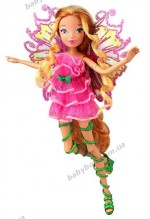 Кукла Winx Митикс Флора, 27 см (IW01031402)