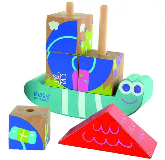 Зачем нужны деревянные игрушки?