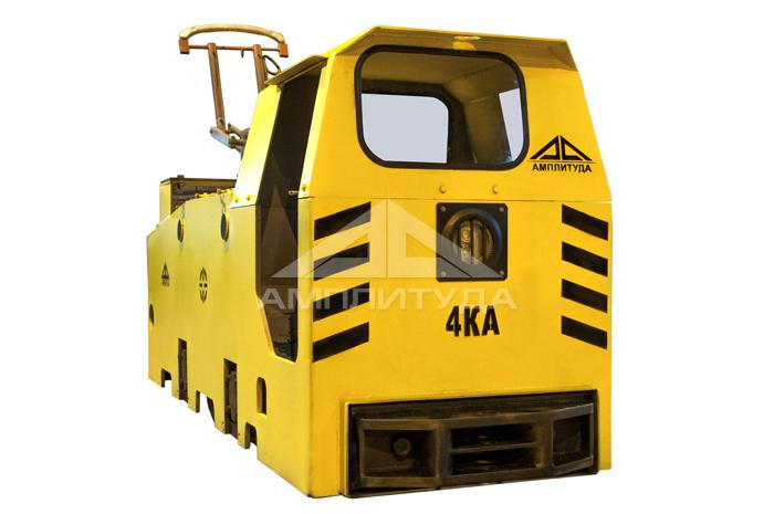 Контактный электровоз 4КА
