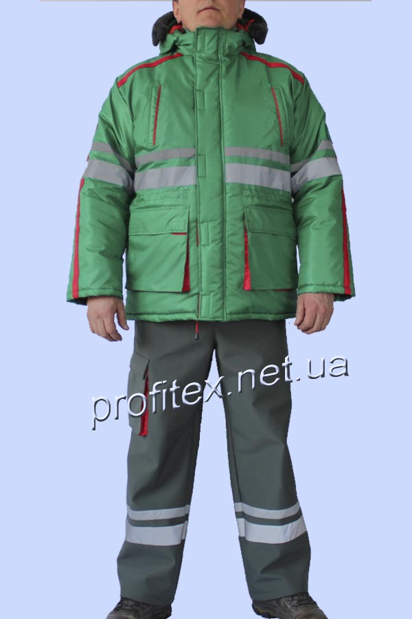 6. Куртка Люкс