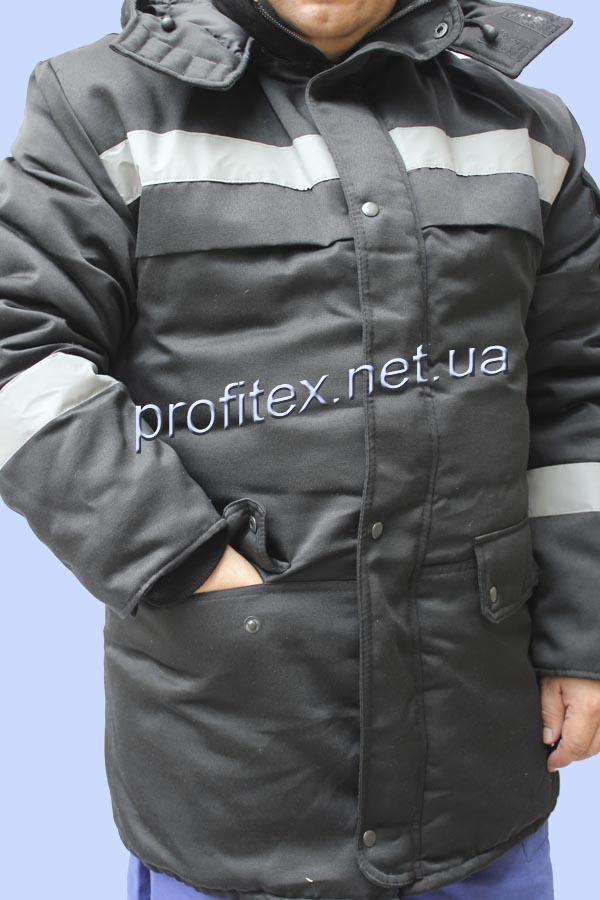 3. Куртка Каскад