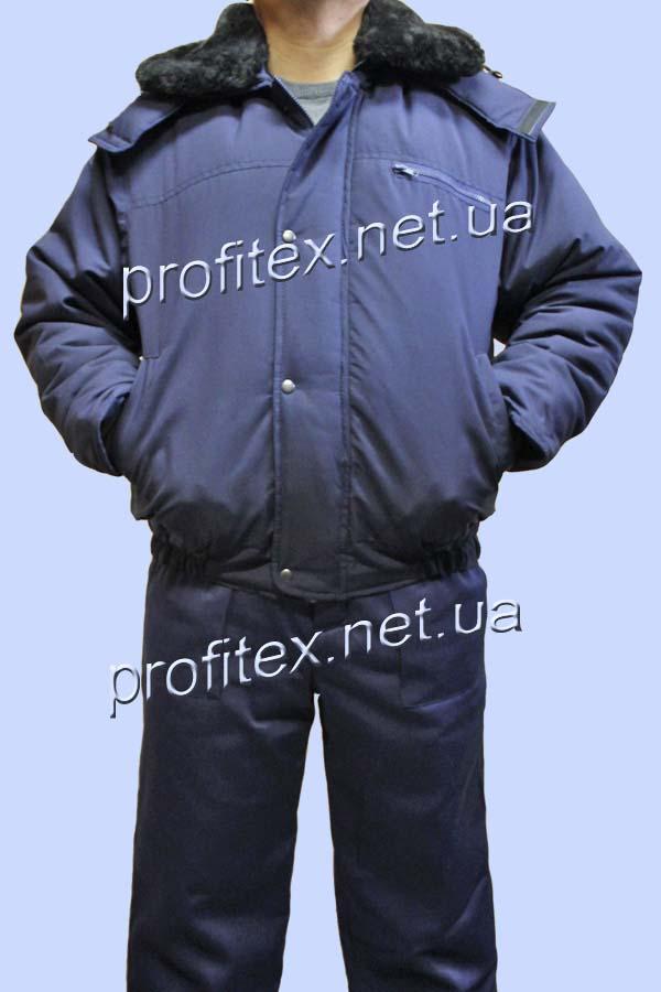 "4. Куртка ""Пилот"""