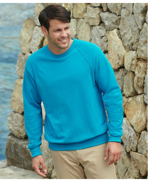 Lightweight Raglan Sweat 6261