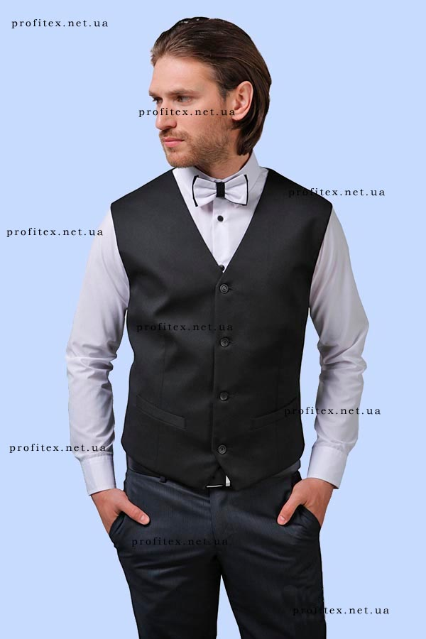 Комплект Рубашка Жилет и Брюки 3412