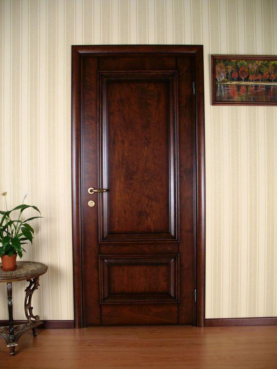 двери металлические с отделкой натуральн