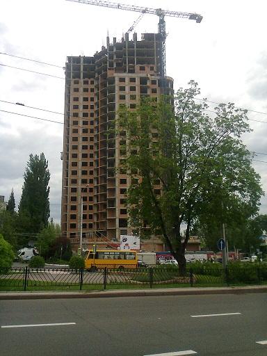 Строим 24 этаж
