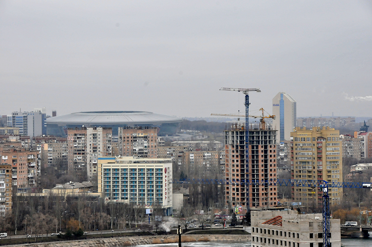 Ведется активное строительство 18-го этажа!