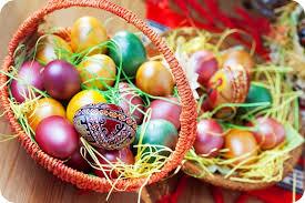 Поздравляем с наступающим праздником Пасхи!