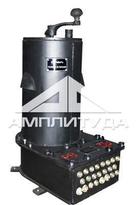 Explosion-proof mine controller KR