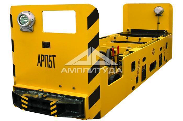 Accumulator locomotive АRP5Т