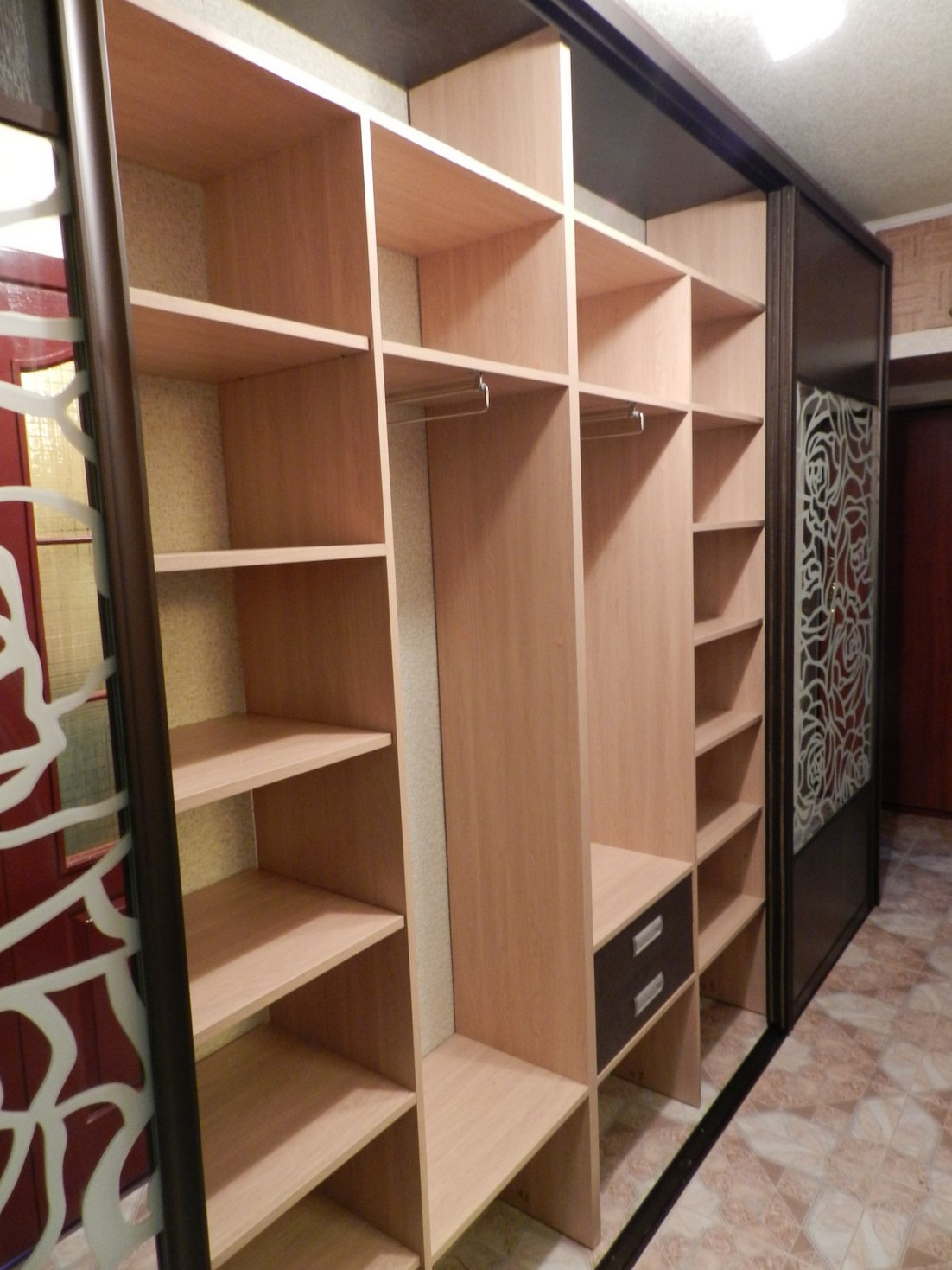 Шкафы в коридор фото