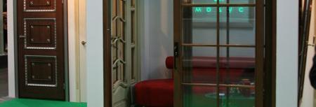 Компания «МОДУС» представила деревянные окна и двери в Киеве на выставке «Строительство и архитектура»
