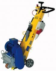 фрезеровальная машина для бетона истяжки
