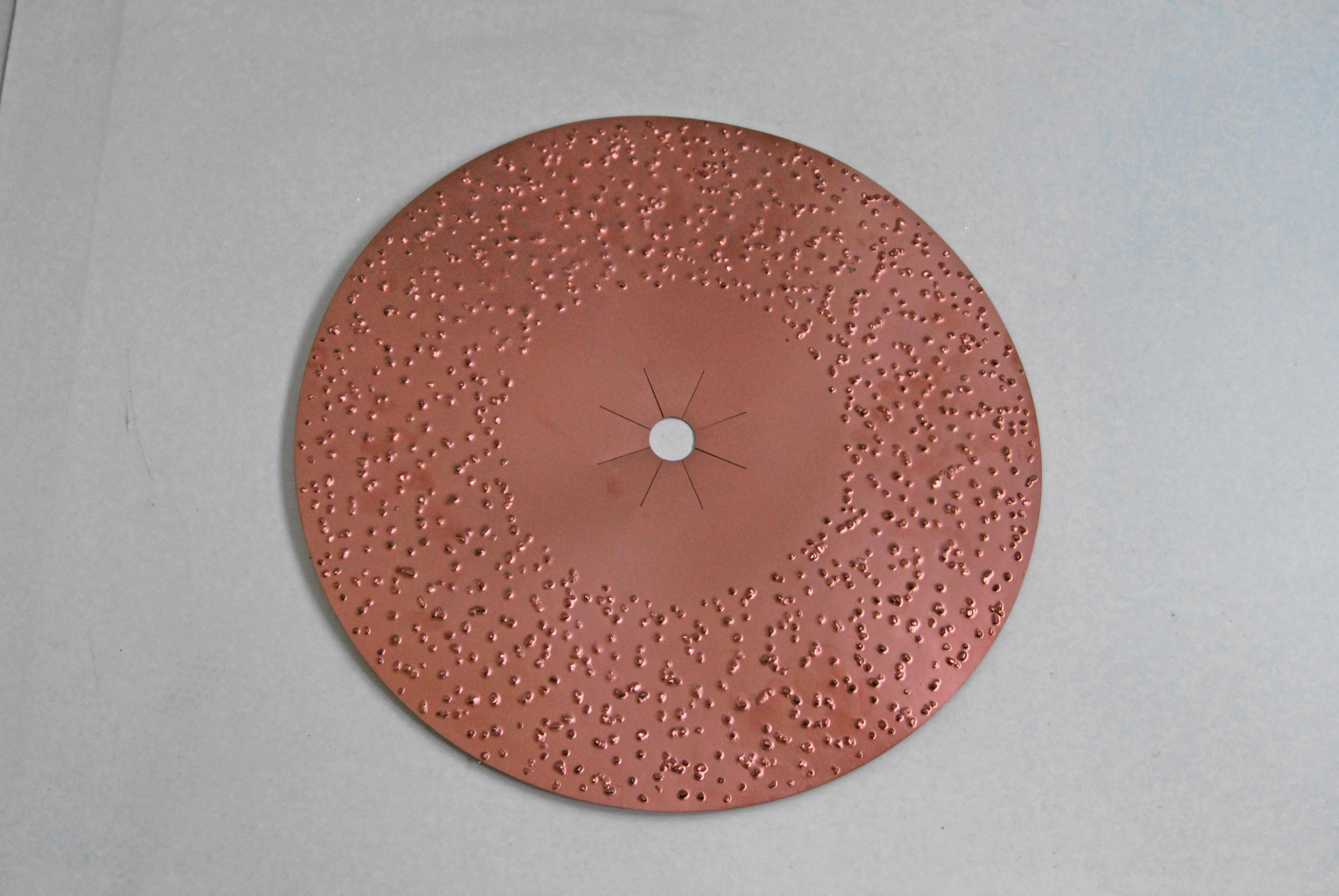 диск твердосплавный двухсторонний 400 мм  (Германия)