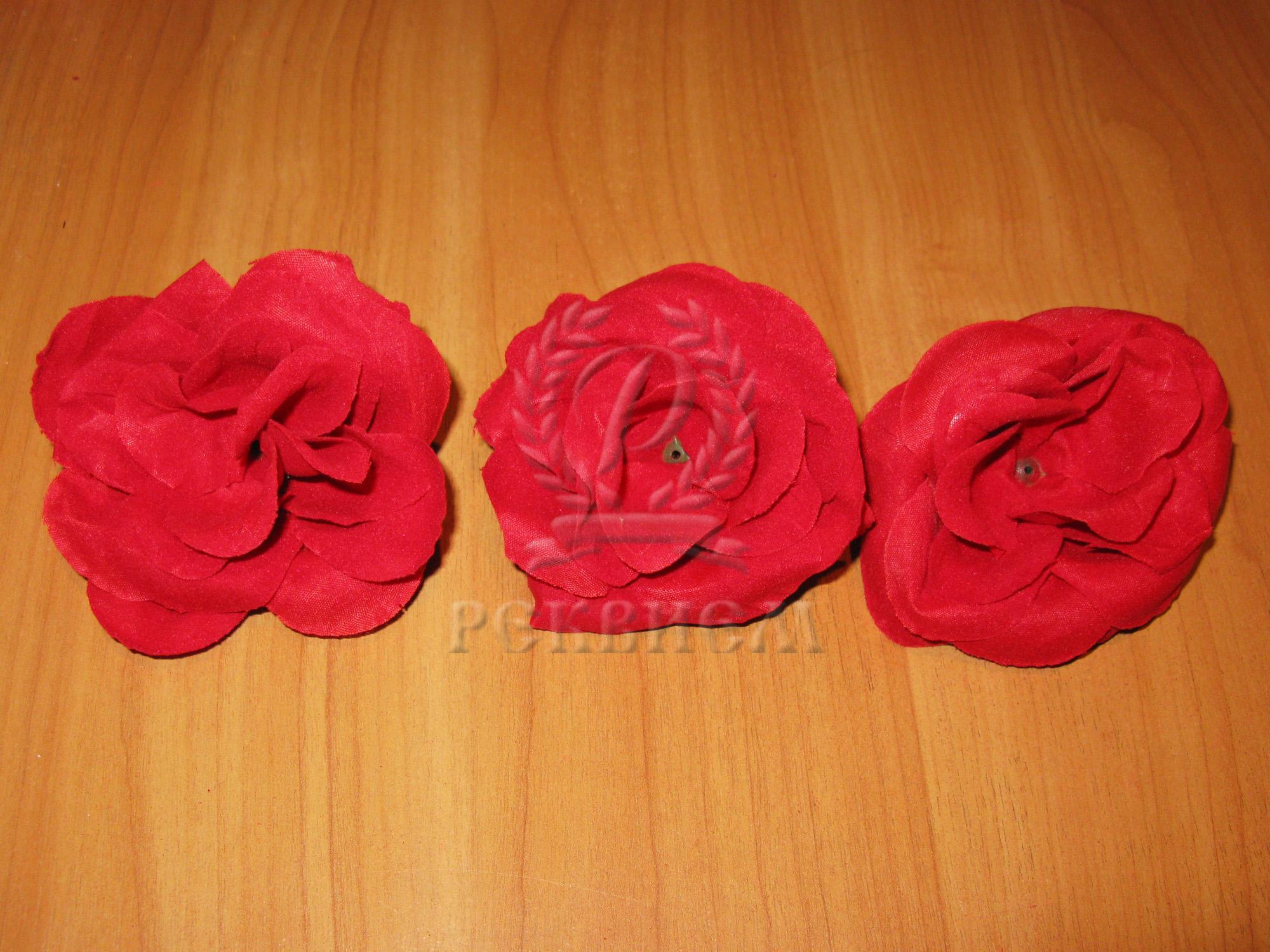 Роза 5-л бархат