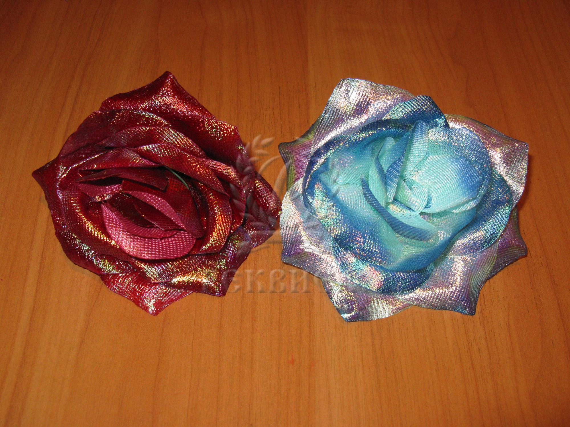 Роза парча