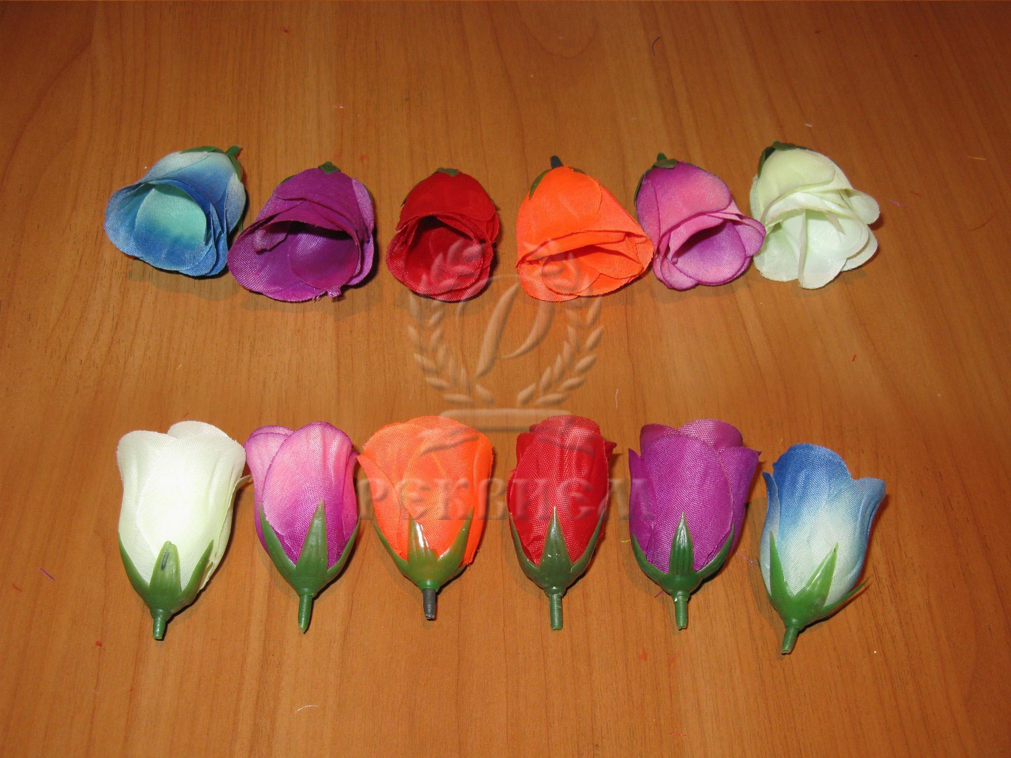 Роза 2-л средняя
