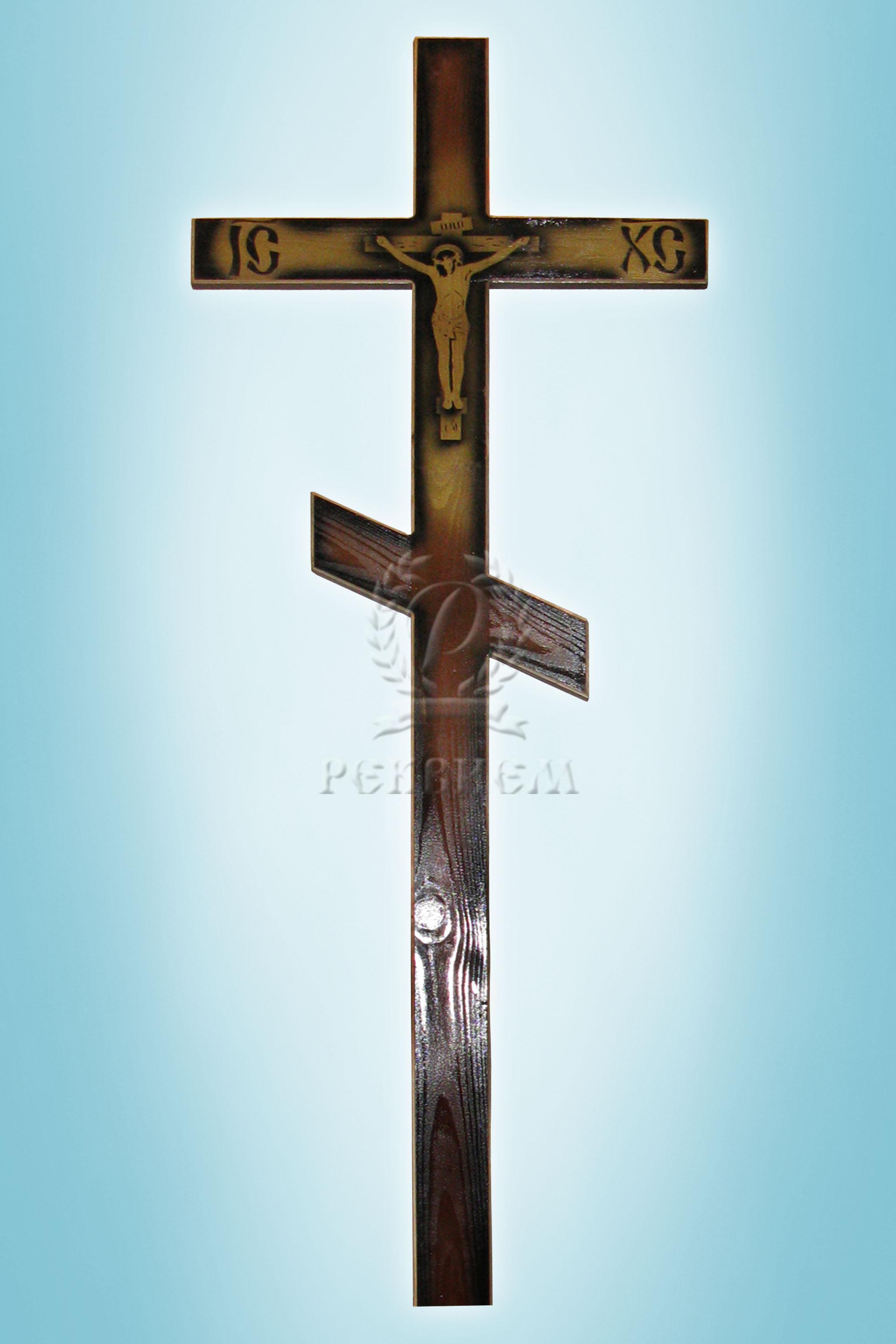 Крест Лак Прямой 6-ти гр