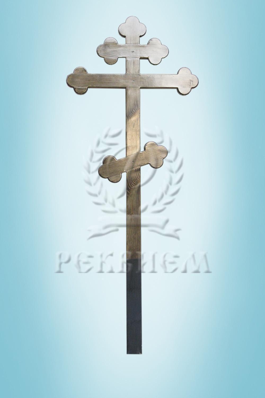 Крест Деревянный Ажурный