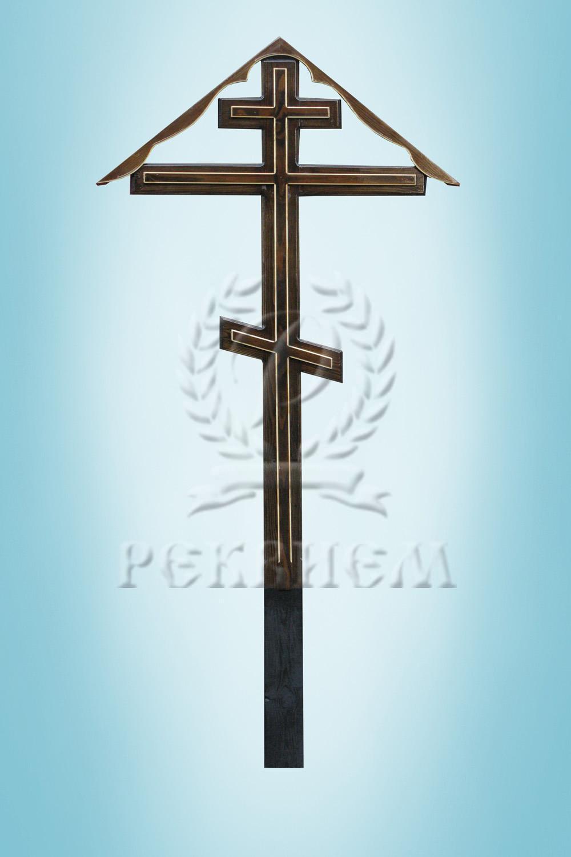 Крест Крыша Большая двойная