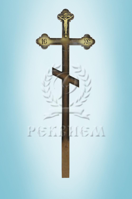 Крест Фигурный Лак 6 гр.
