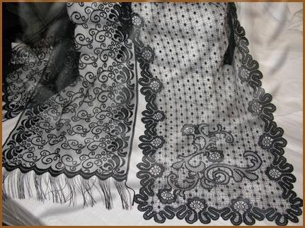 шарфы и косынки