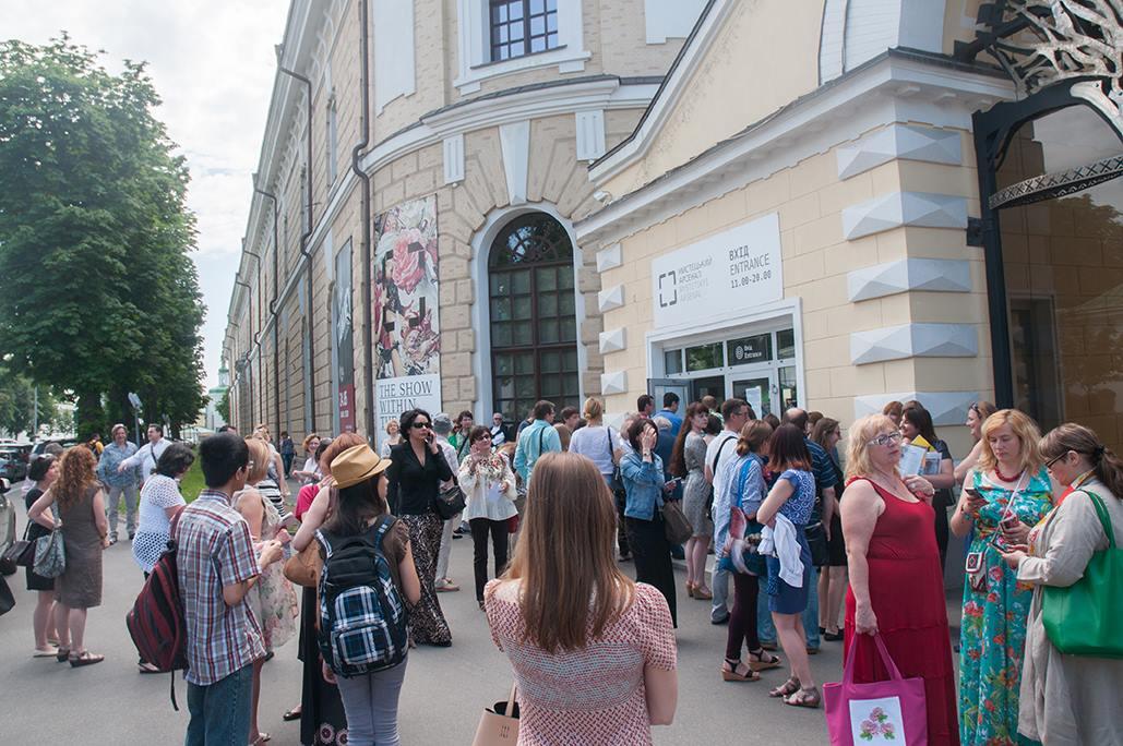 «Мистецький Арсенал» и театр Shakespeare's Globe представляют двухгодичное турне спектакля «Гамлет»