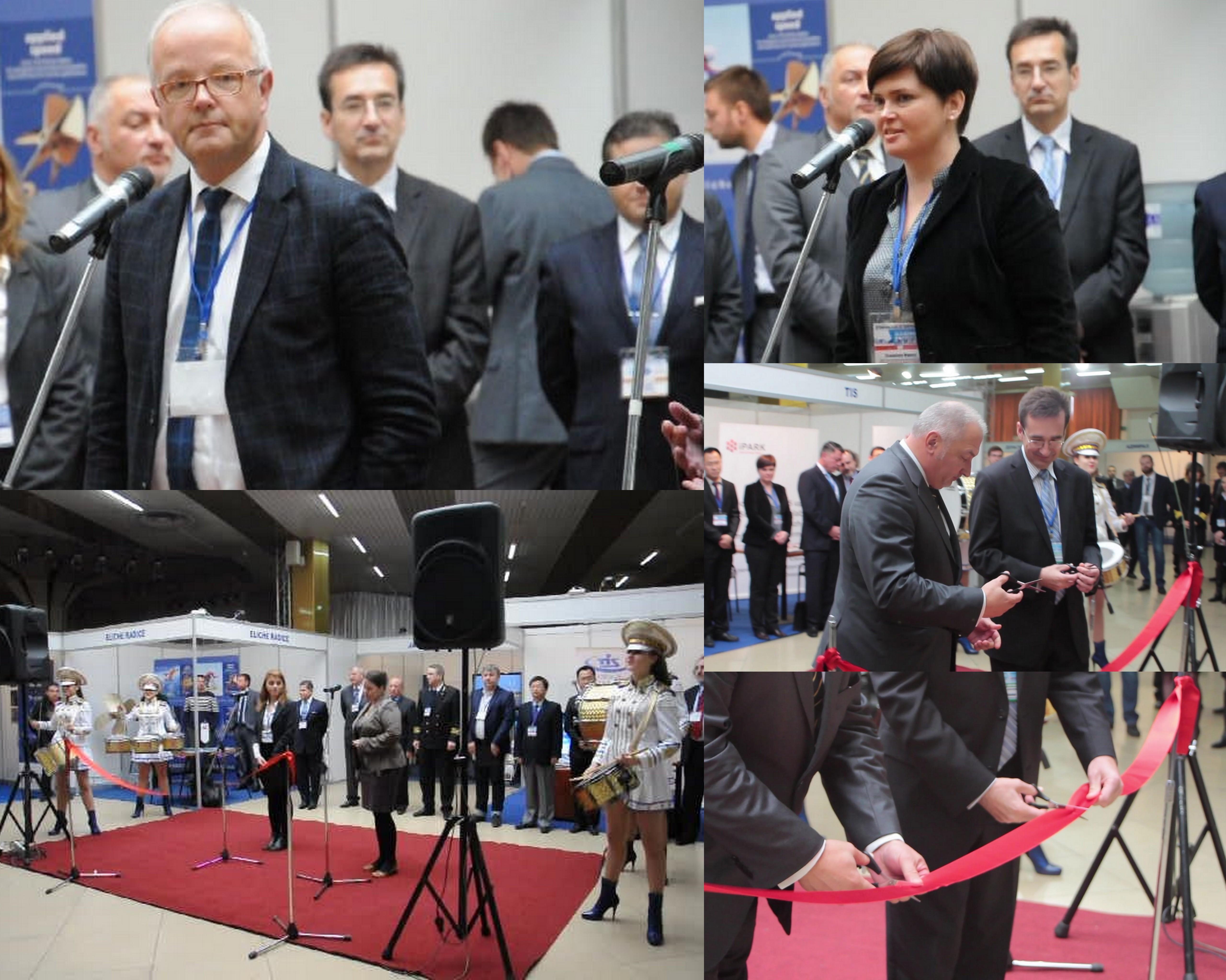 Международный Черноморский Транспортный Форум 2015 — место сбора профессионалов транспортной и морской отраслей.