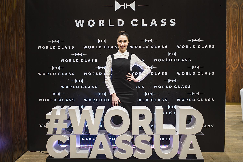 Легендарный конкурс барменов World Class теперь в Украине