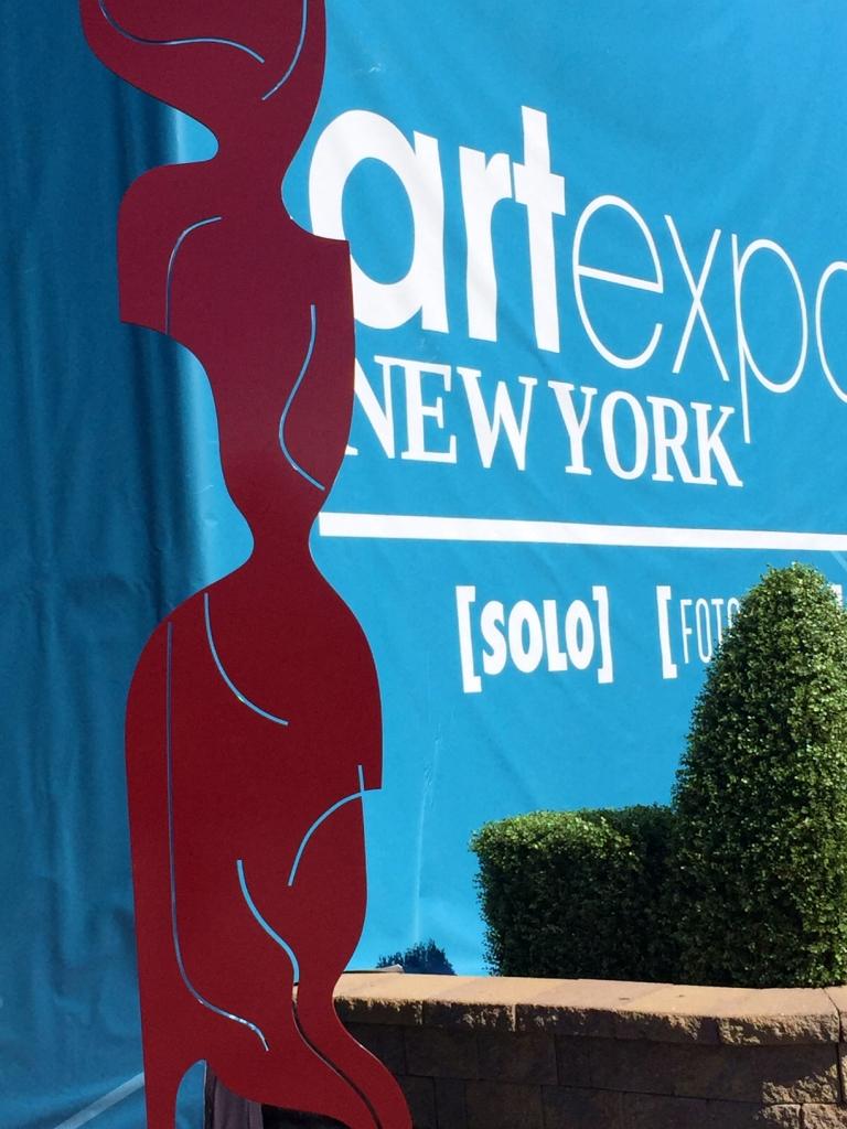 Lera Litvinova Gallery представили украинских художников в Нью-Йорке!